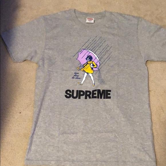 Alone Supreme Die Shirt Morton T Born Salt SUpqzMV